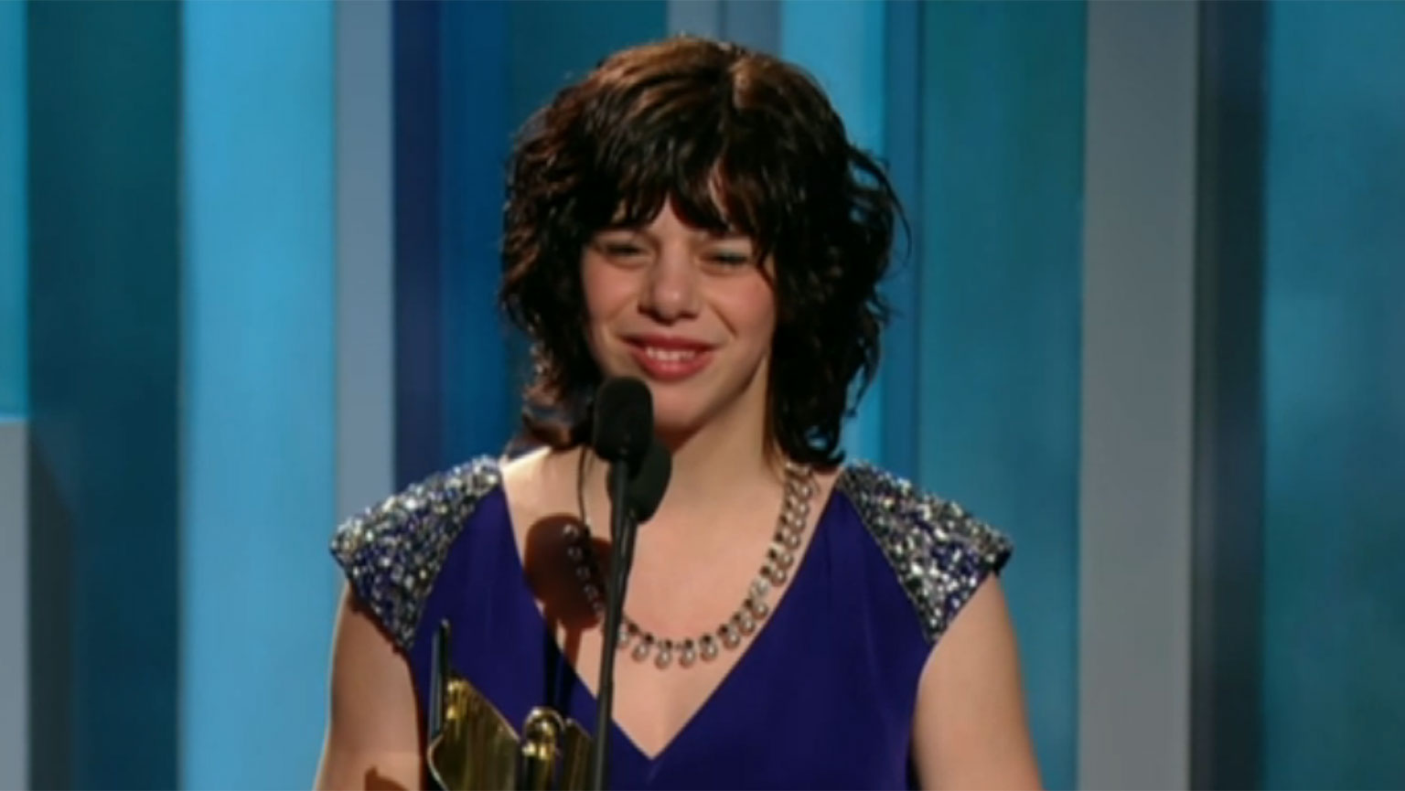 Video still from the 2014 Canadian Screen Awards