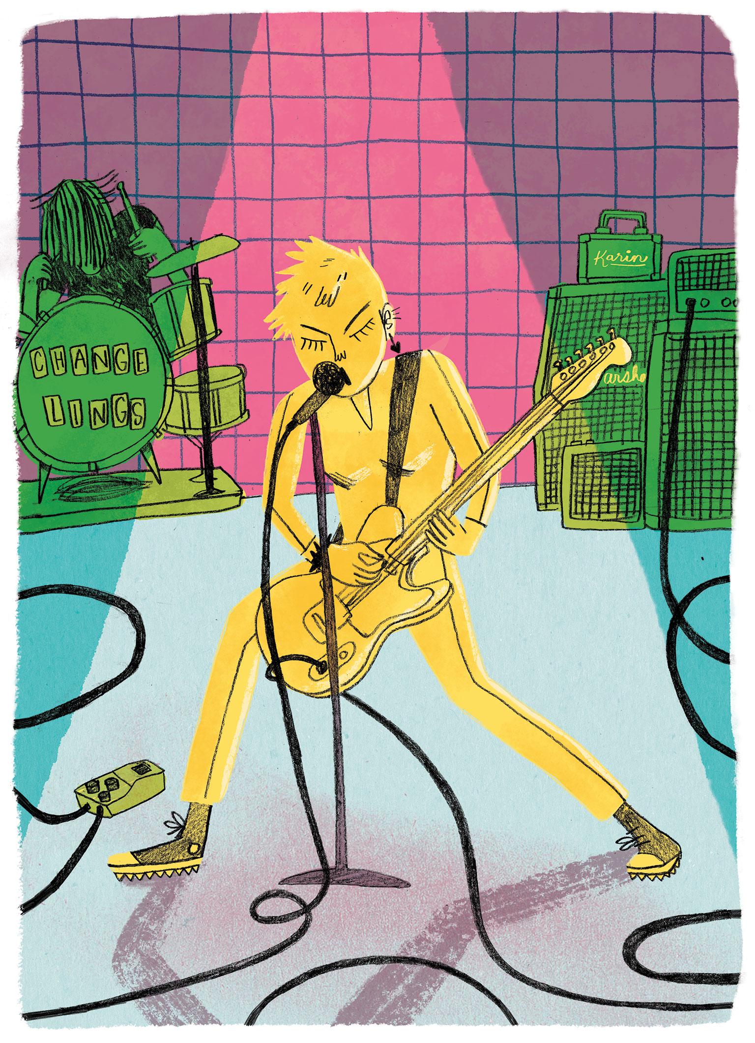 Illustration by Katie Turner