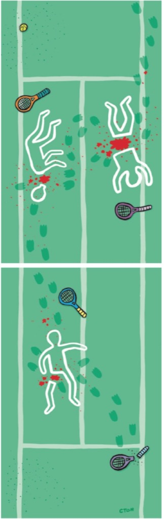 My Tennis Game
