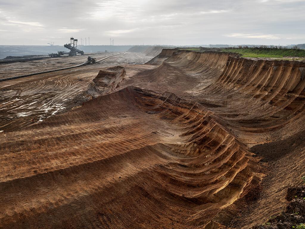 Coal Mine #1, North Rhine, Westphalia, Germany, 2015.