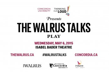 Video still from The Walrus Talks Play