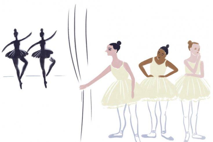 Illustration by Katty Maurey