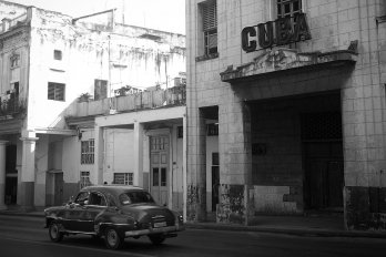 Photograph of Cuba by Harley Rustad