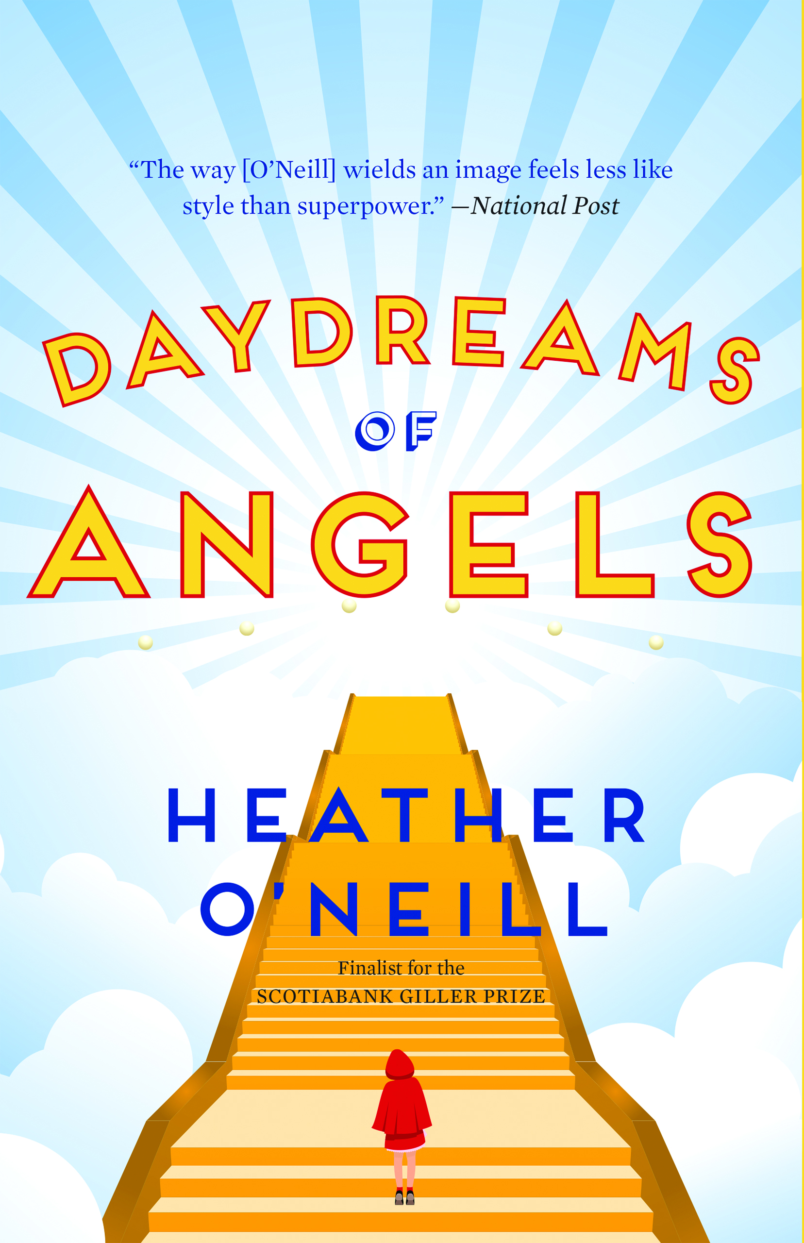 Book jacket of Daydreams of Angels