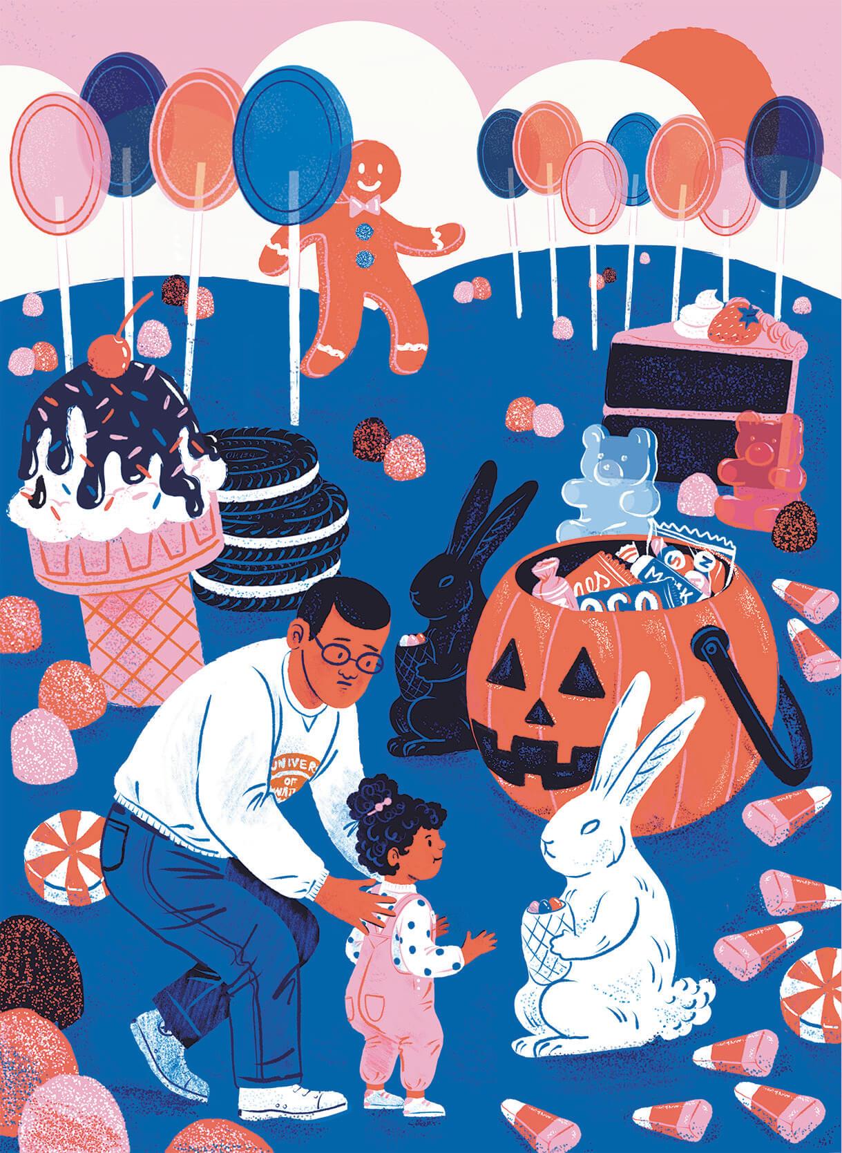 Illustration by Salini Perara