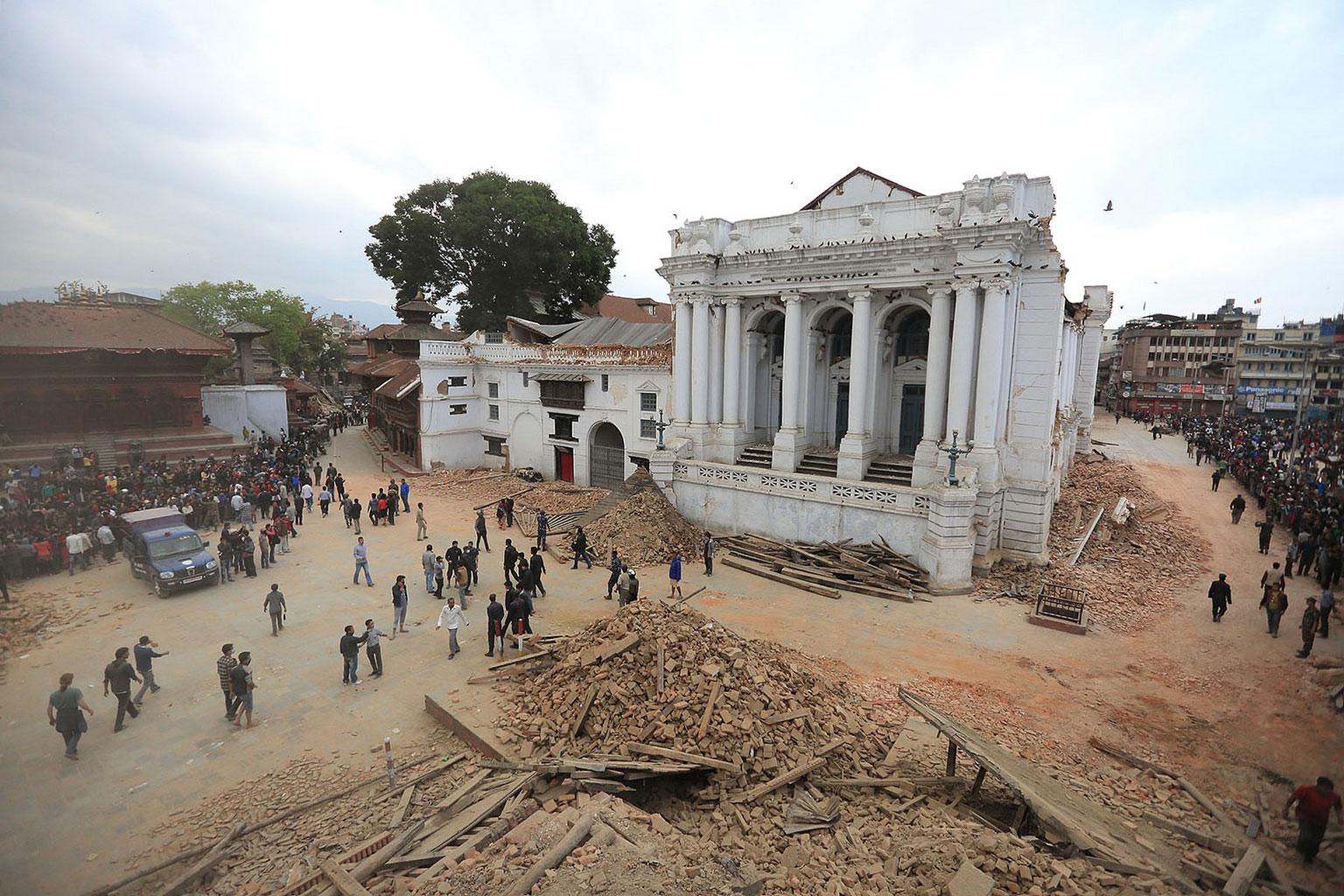Photograph by Laxmi Prasad Ngakhusi/UNDP Nepal