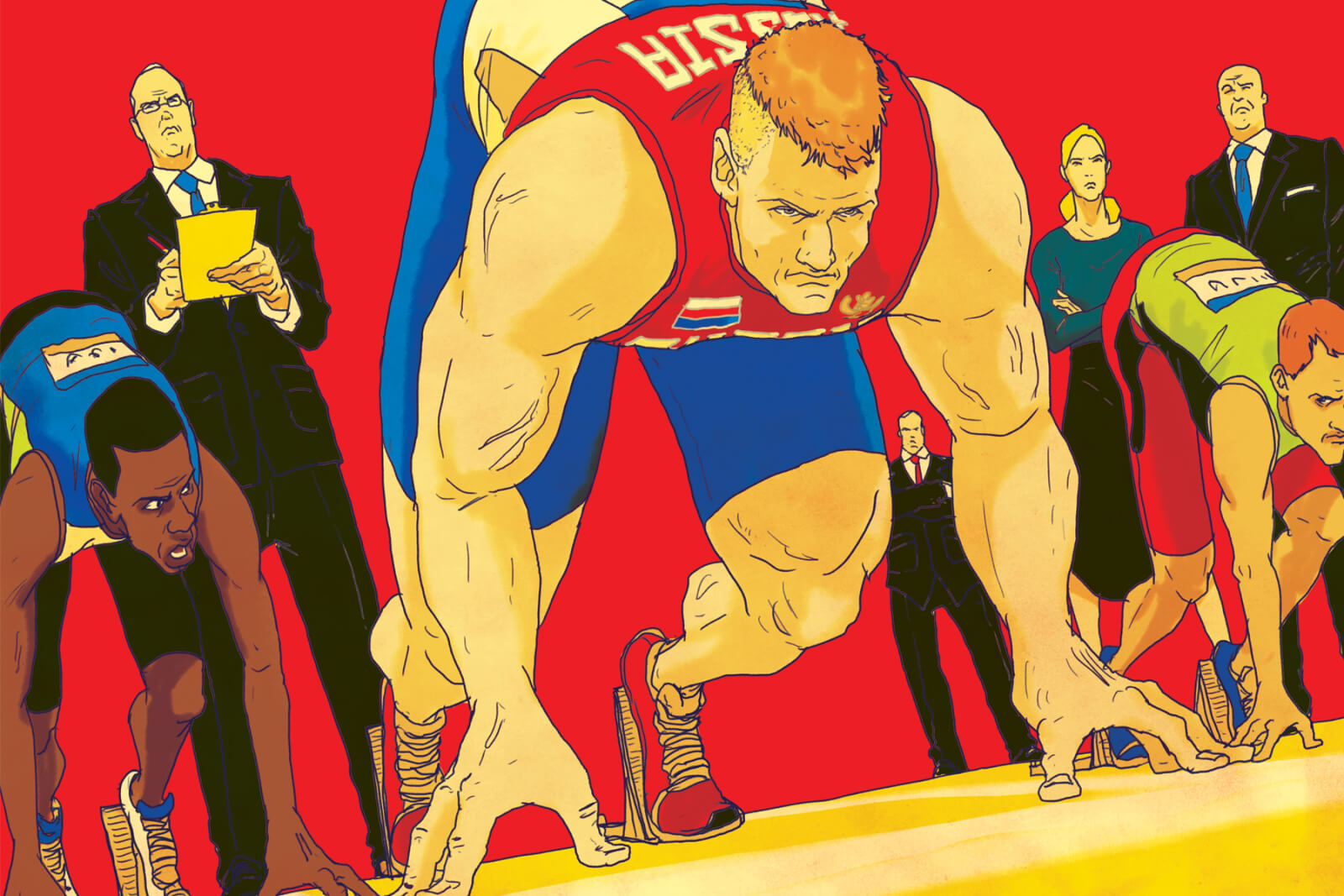 How The World Anti-Doping Agency Betrays Honest Athletes