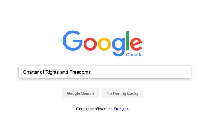 Screenshot from Google.ca