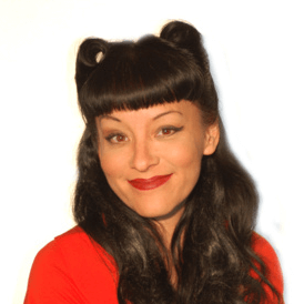 Headshot of Yasuko Thanh