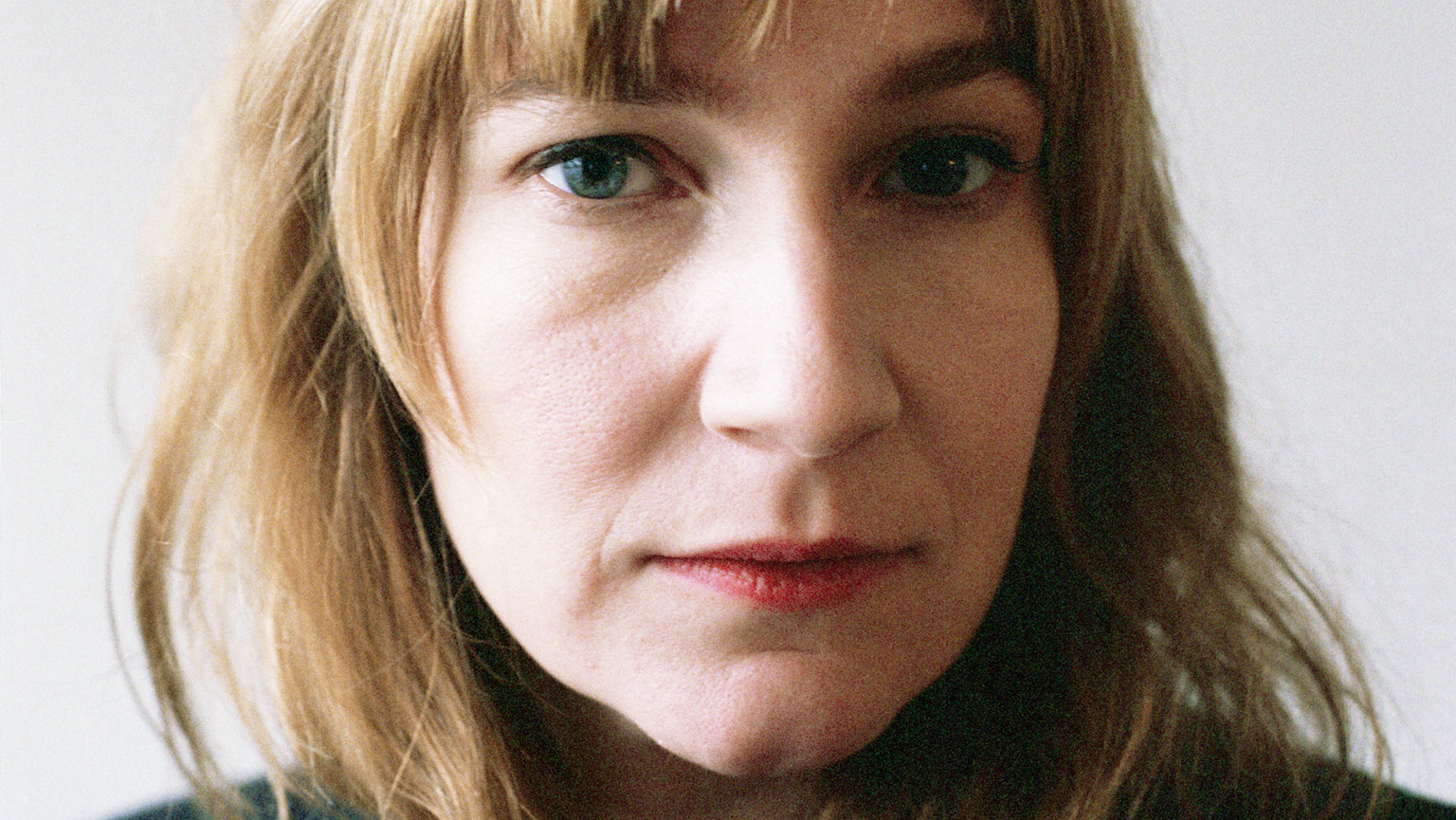 Photograph of Sheila Heti by Seth Fluker