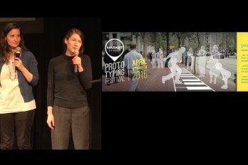 Video still of Daily tous les jours from The Walrus Talks How to Animate a City
