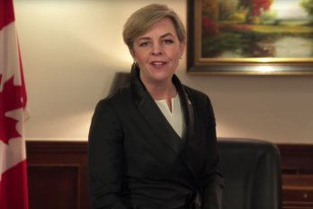 Kellie Leitch for Leader of the Conservative Party