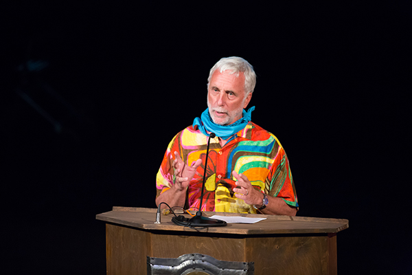 Jay Ingram at The Walrus Talks Experimentation