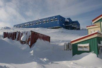 A cultural centre located in Iqaluit, nunavut