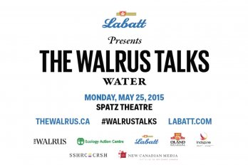 Video still from The Walrus Talks Water