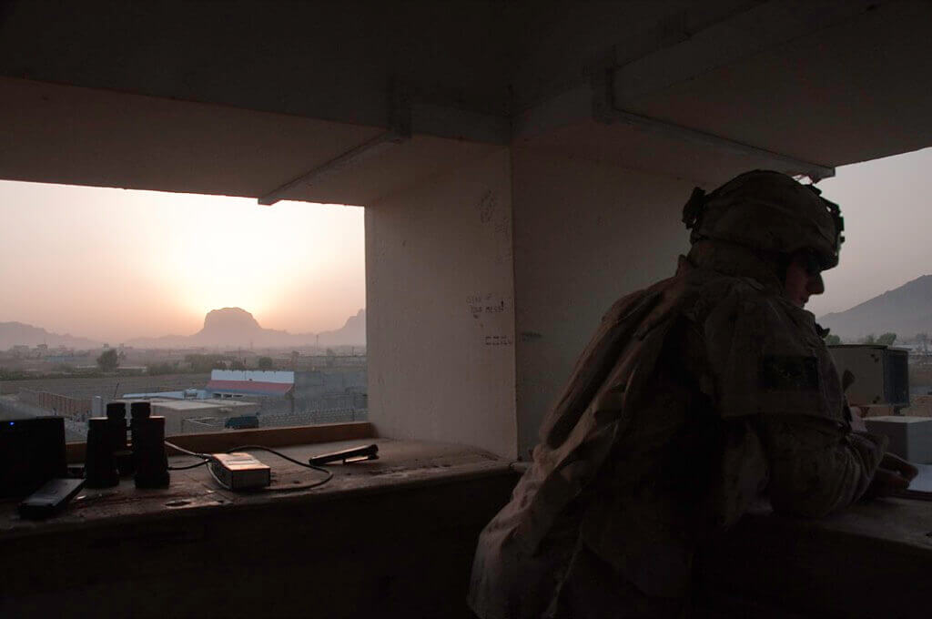 Last Stand in Kandahar