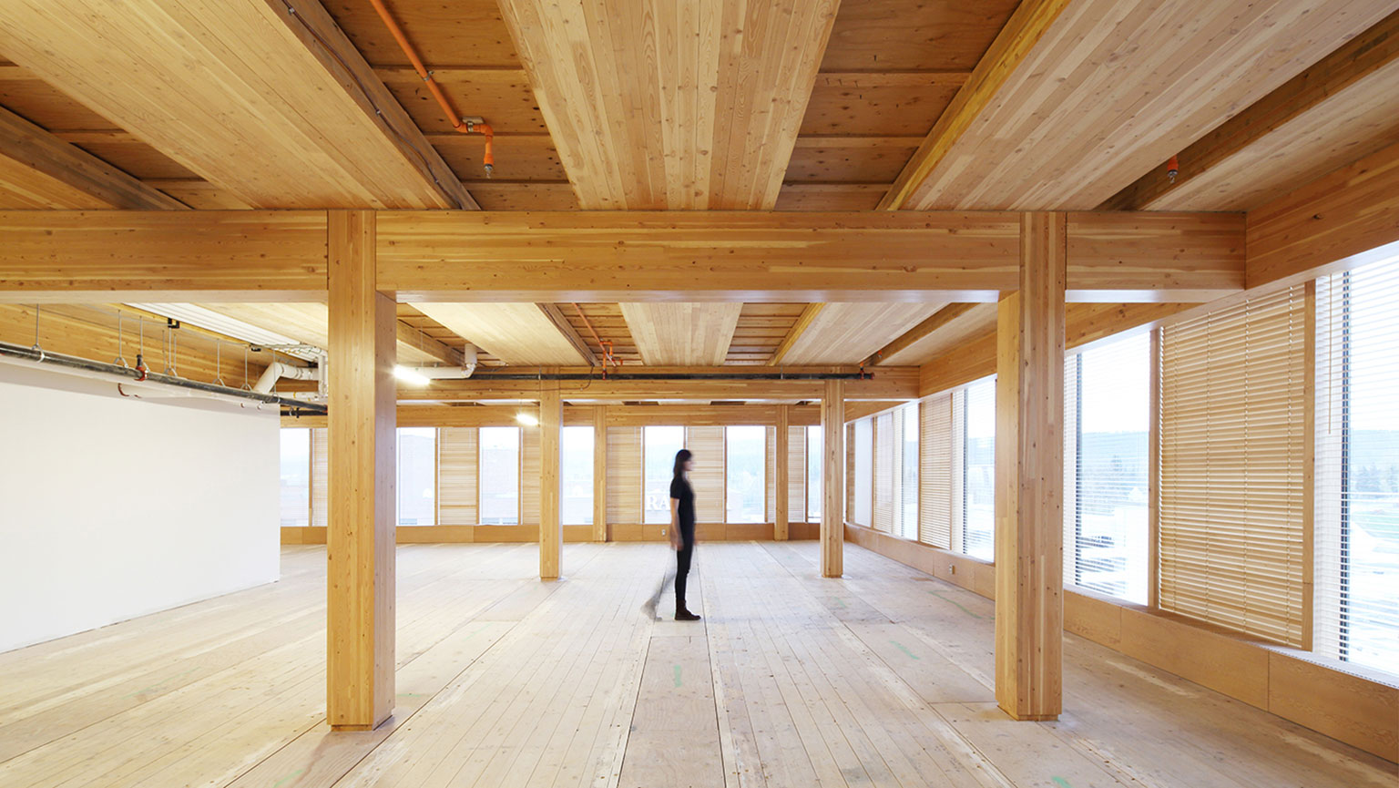 Photograph by Ema Peter/courtesy of Michael Green Architecture