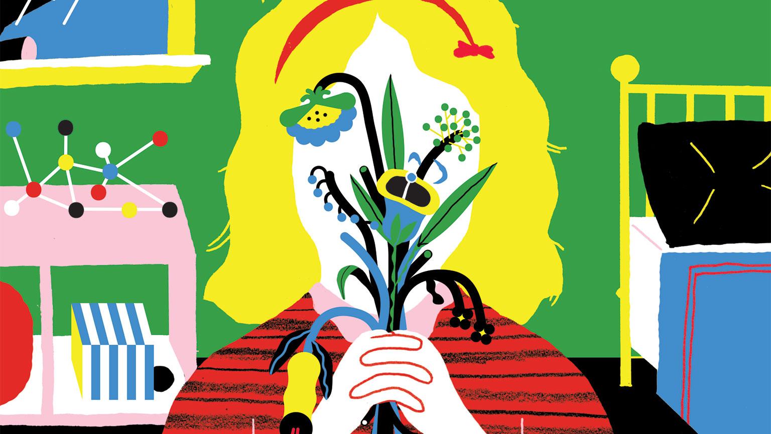 Illustration by Adrian Forrow