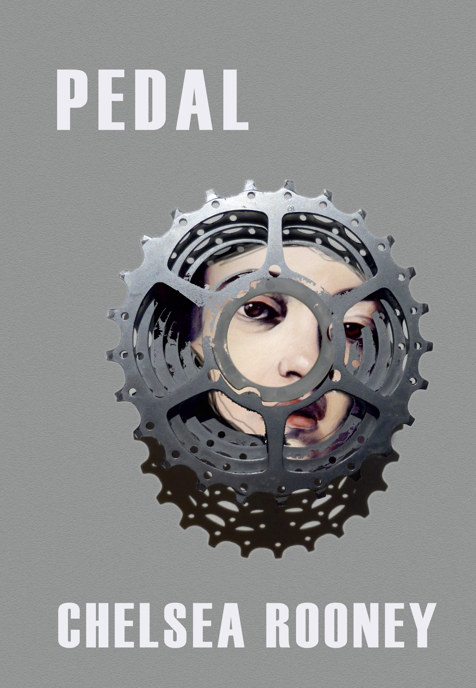 Pedal book jacket