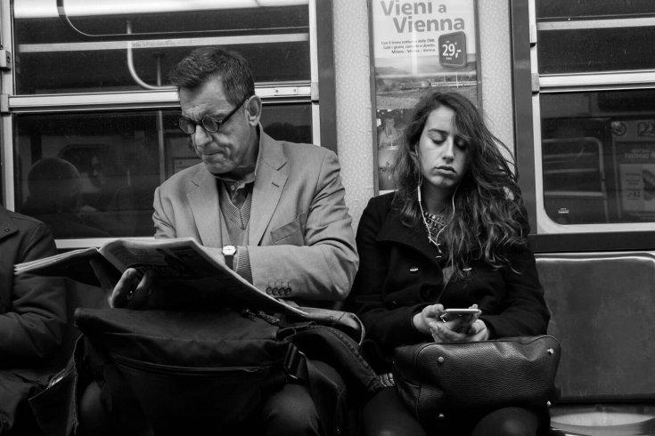 Photograph by Matteo Garza