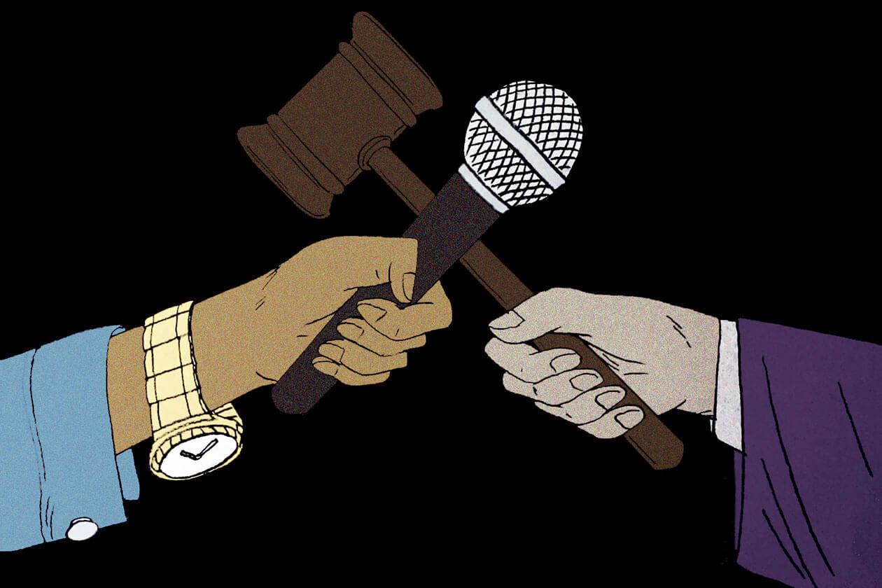 Rap on Trial | The Walrus