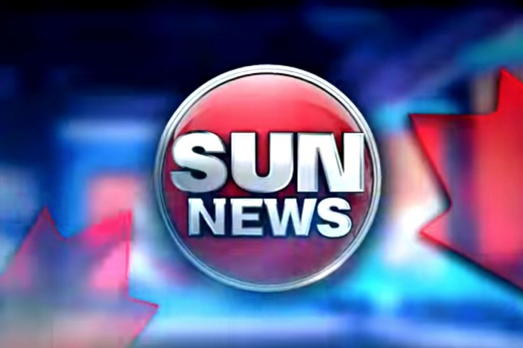 Video still from Sun News Network