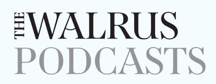 Walrus podcasts logo