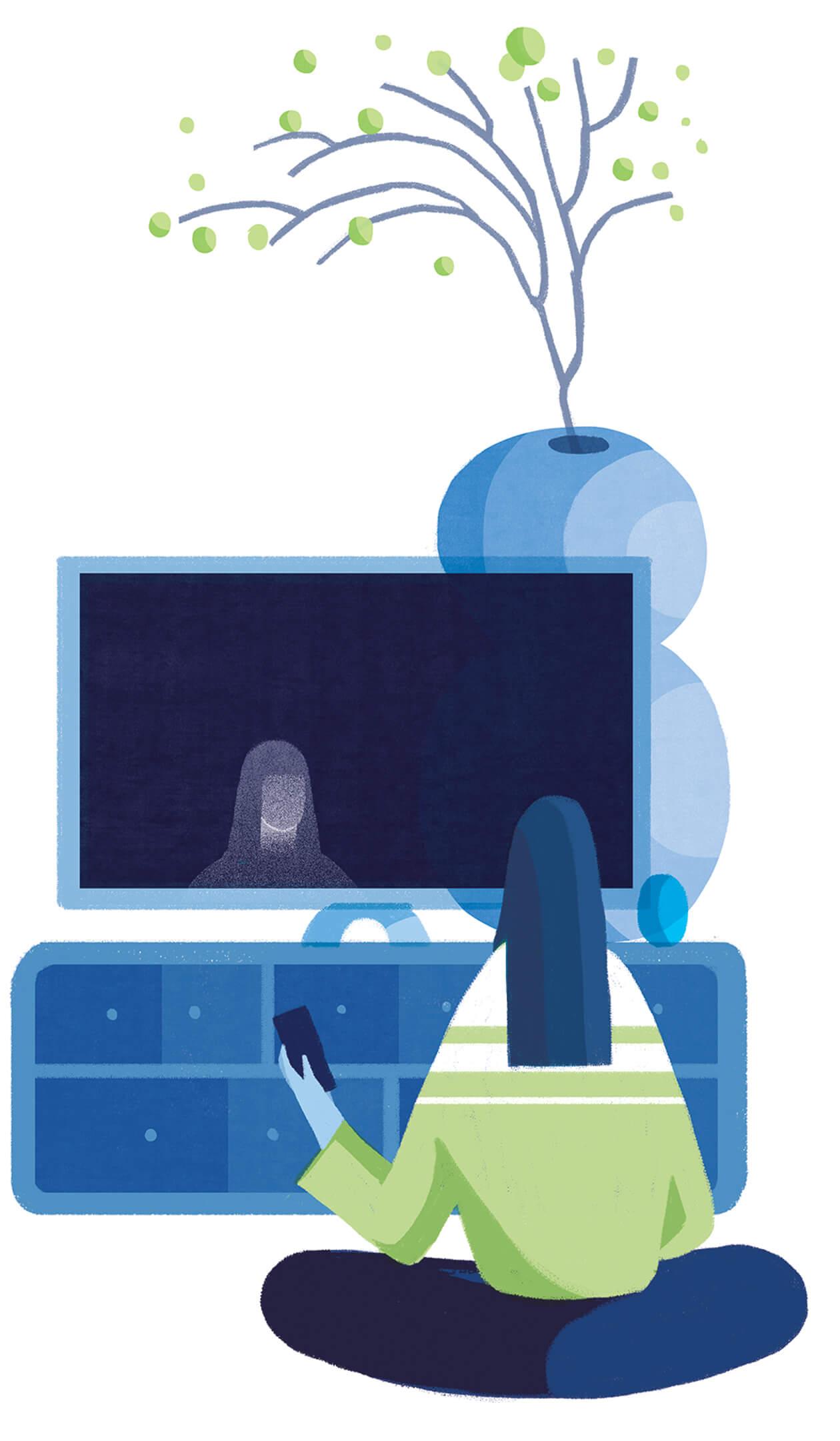Illustration by Wenting Li
