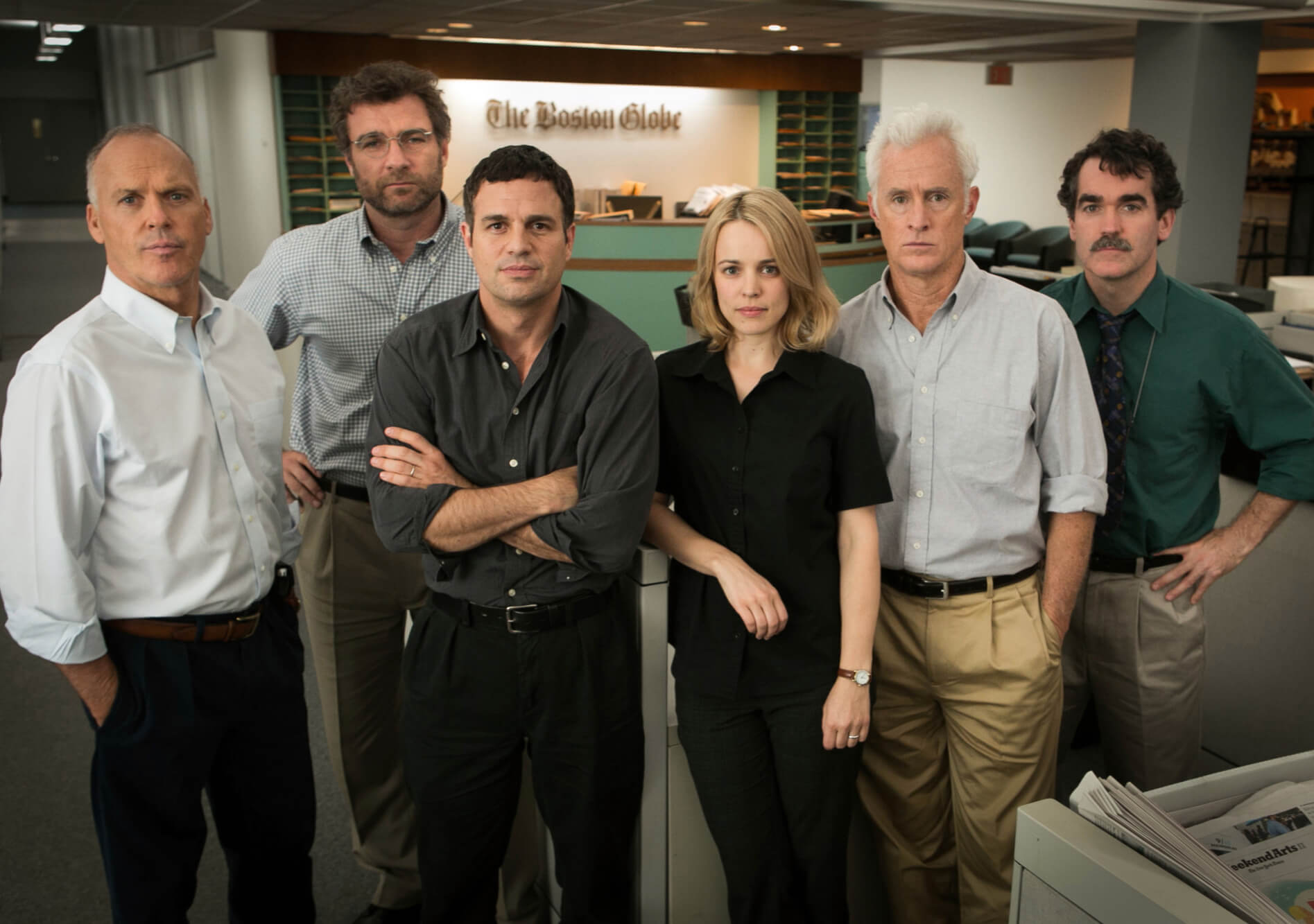 Video still from Spotlight