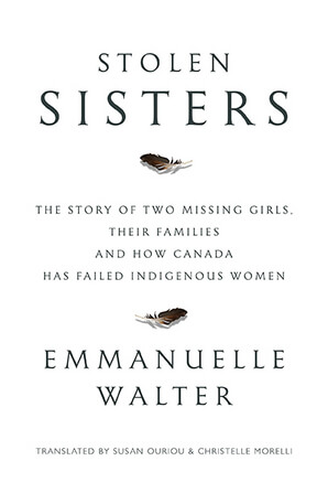 Cover of Stolen Sisters by Emmanuelle Walter