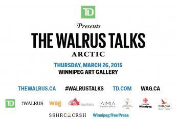 Video still from The Walrus Talks Arctic