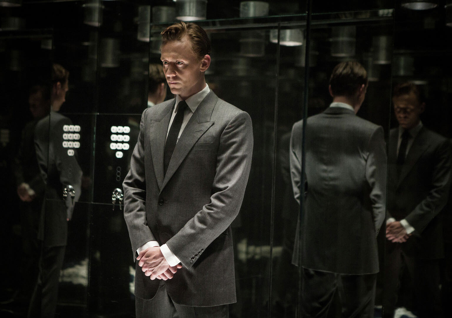 Video still from High-Rise