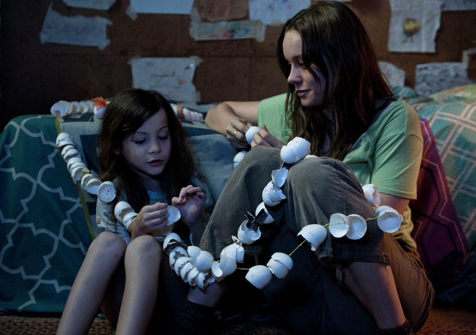 Video still from Room