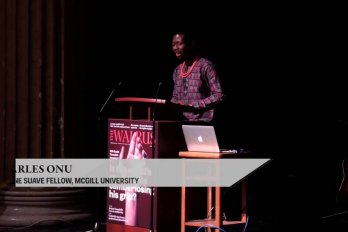 The Walrus Talks Africa's Next Generation (Montreal 2016)