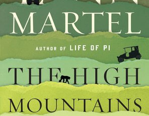 Cover of The High Mountains of Portugal by Yann Martel