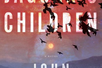 Book jacket of The Jaguar's Children courtesy of Penguin Random House Canada