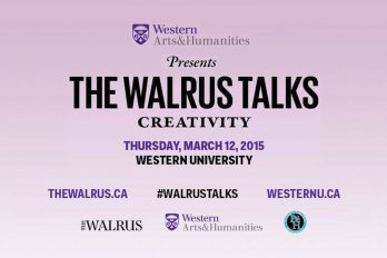 The Walrus Talks Creativity