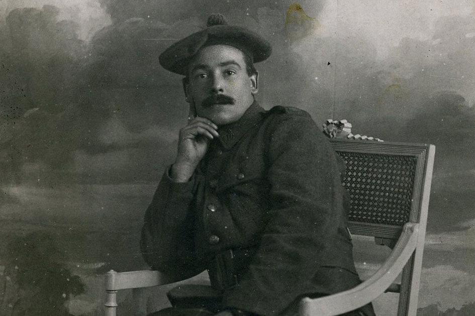 Photograph of John Cameron courtesy of David Tickner
