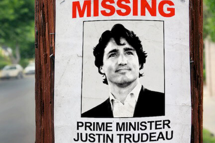 Wanting Justin Trudeau Dead