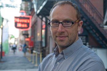 Photograph of David Bezmozgis