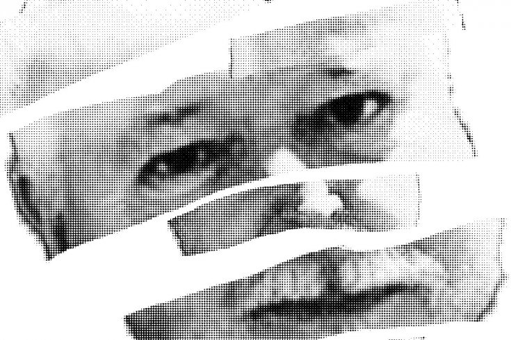 Cut Up Photography of McArthur
