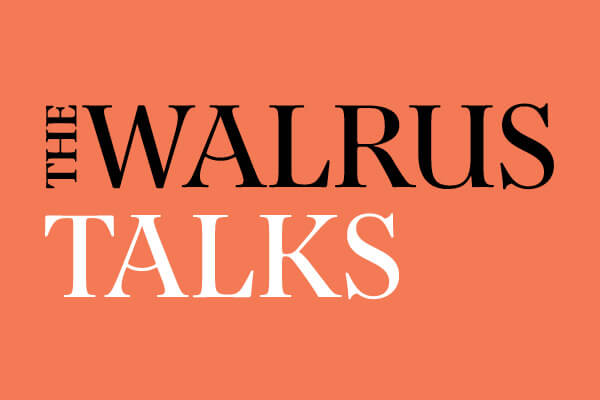 The Walrus Talks Disruption (Toronto 2018)