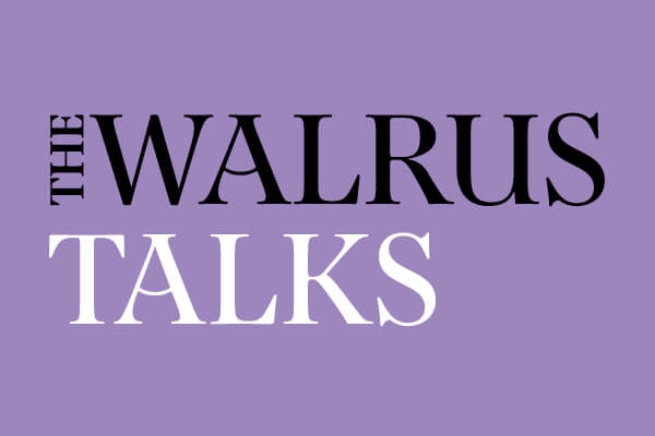 The Walrus Talks The Future of the Arts (Toronto 2018)