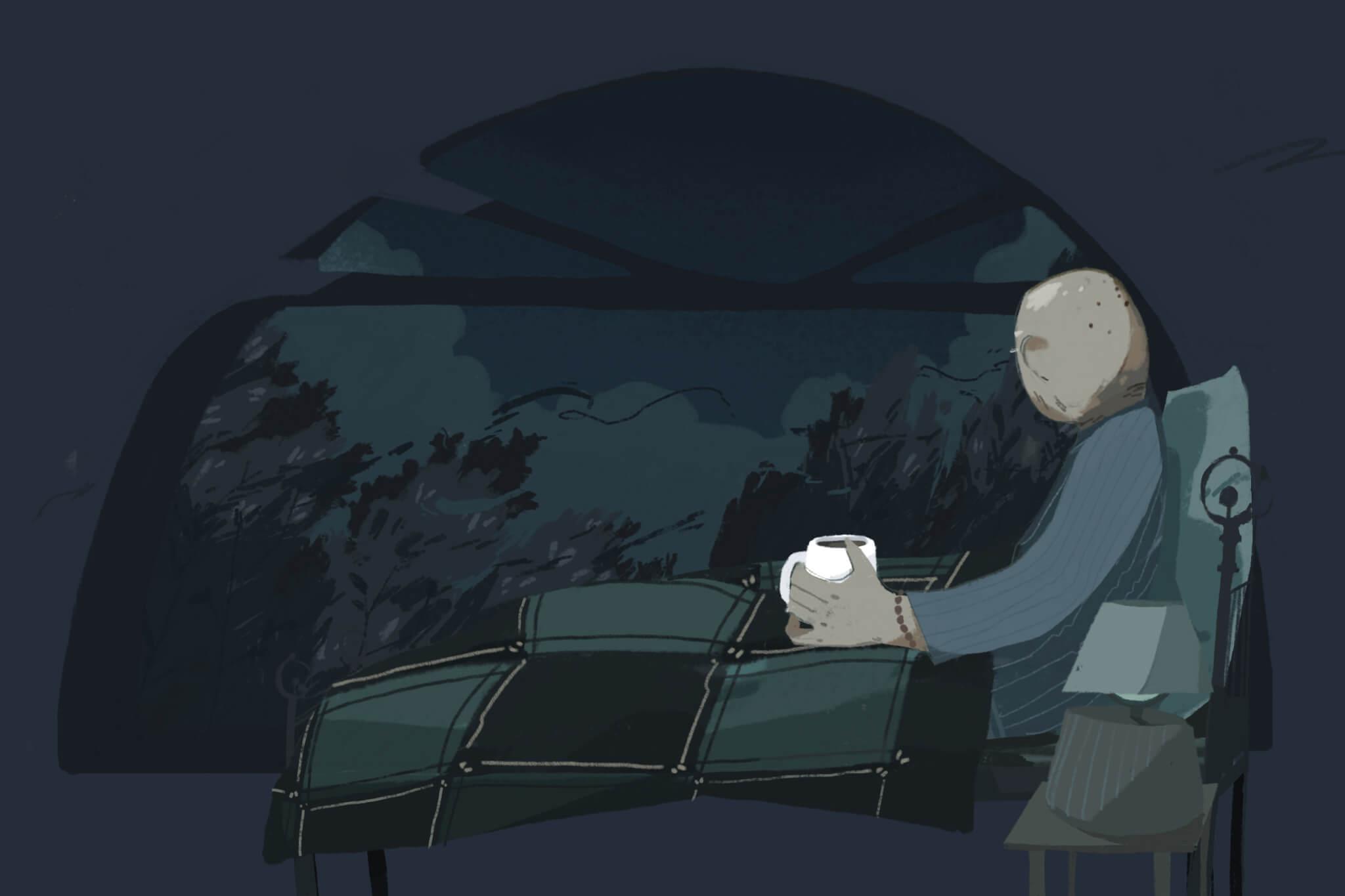 Illustration by Karen Shangguan