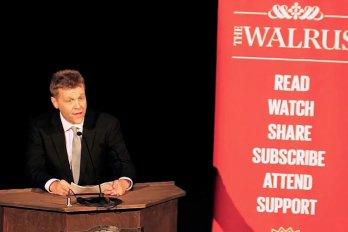 Video still of Christian Bok from The Walrus Talks Experimentation