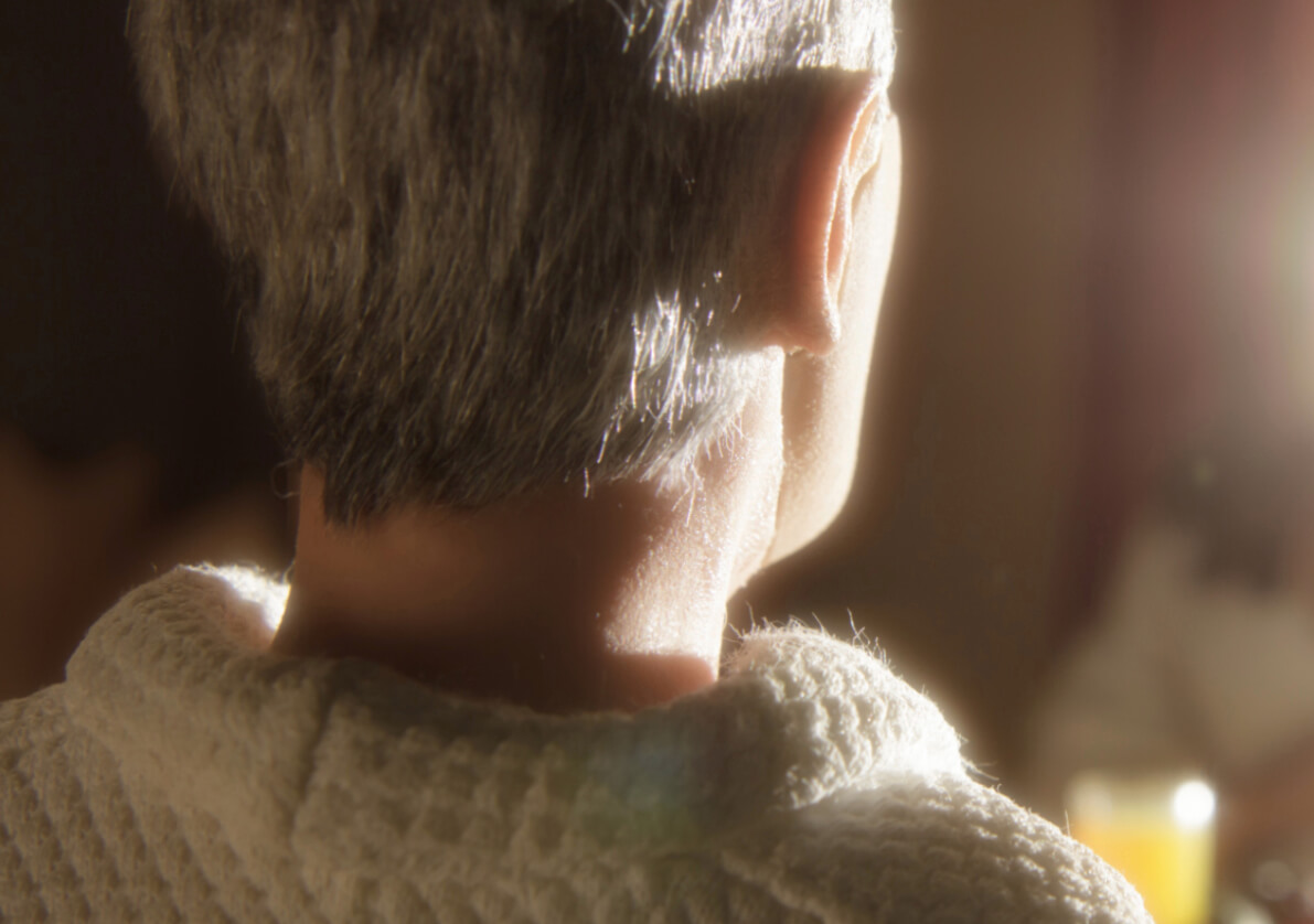 Video still from Anomalisa