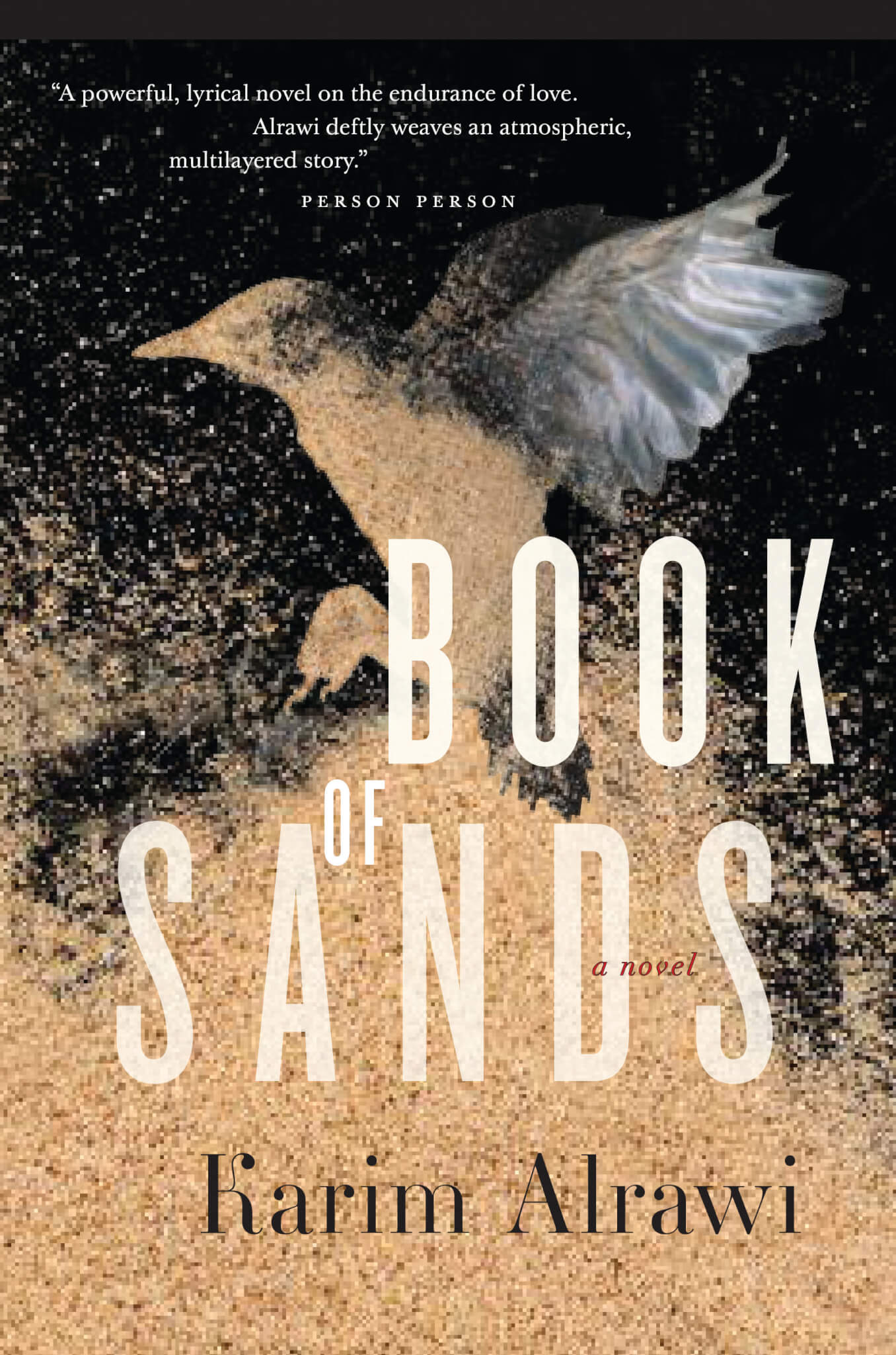 Book of Sands book jacket