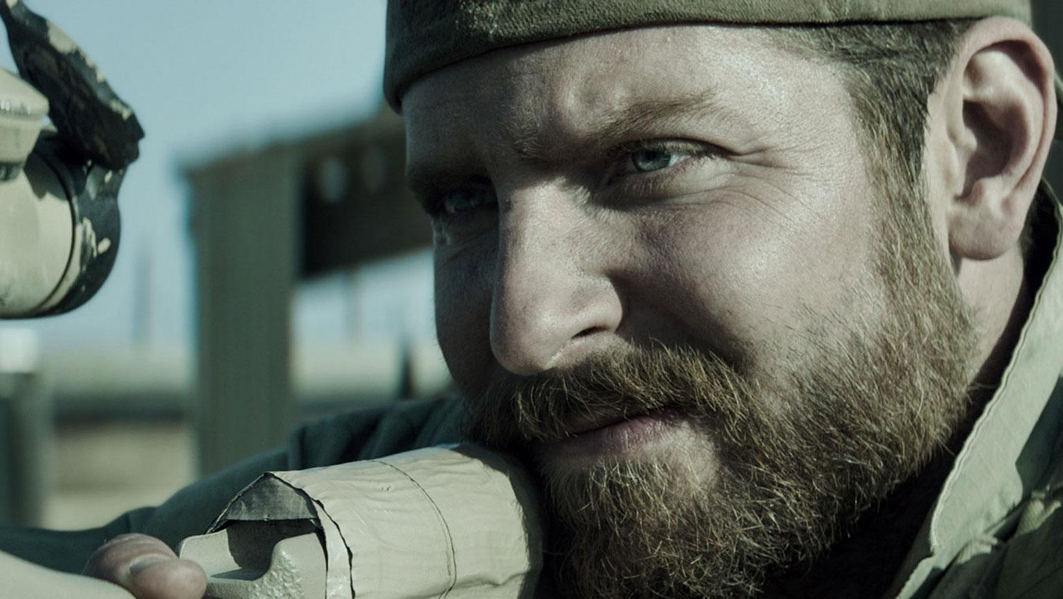 Video still from American Sniper
