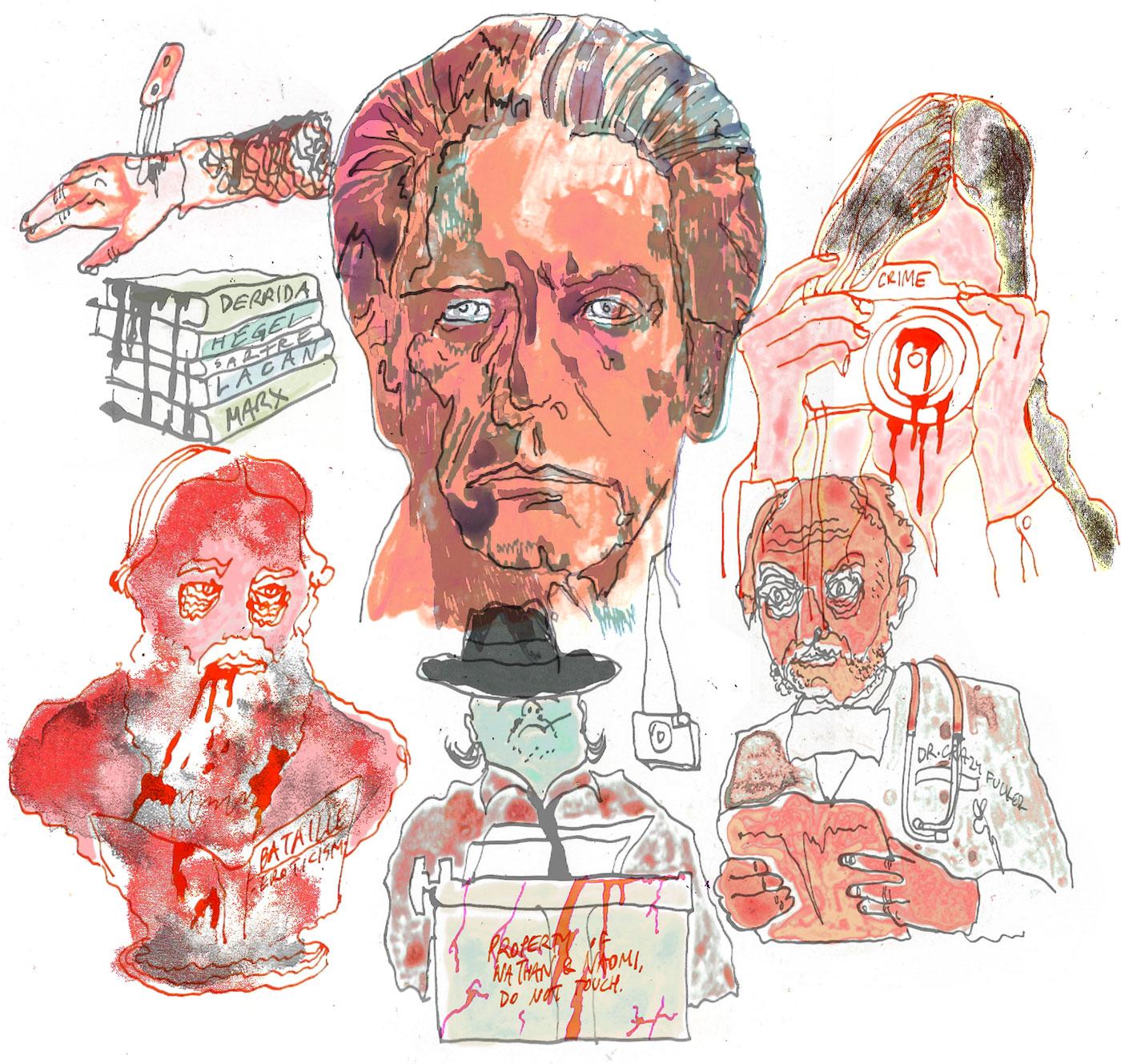Illustration by Radek Drutis