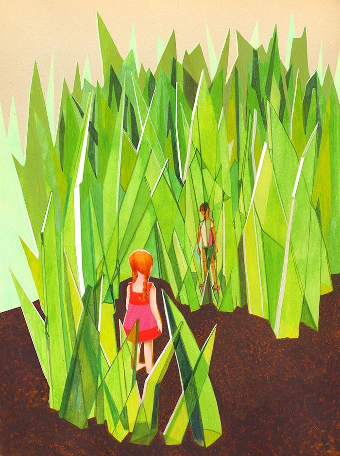 Illustration by Julia Breckenreid